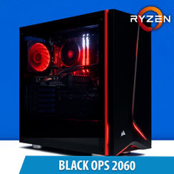 PCCG Black Ops 2060 Gaming System