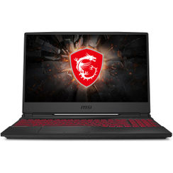 MSI GL65 9th Gen Core i5 GTX 1650 15.6in Notebook