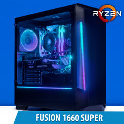 PCCG Fusion 1660 Super Gaming System